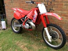 Honda CR250 Evo 1988 MX Moto-X Bike