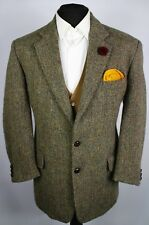 Harris Tweed Blazer Jacket Wedding Country Horse Races 42XS SUPERB COLOURS 1408