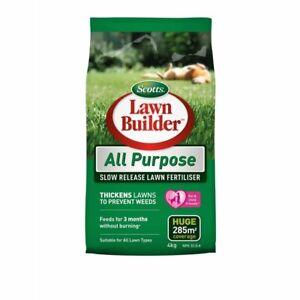 Scotts Lawn Builder 4kg All Purpose Slow Release Fertiliser