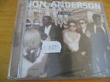 JON ANDERSON THE MORE YOU KNOW CD SIGILLATO