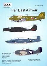 Blackbird Decals 1/72 FAR EAST AIR WAR in World War II