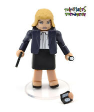The X-Files Minimates Dana Scully