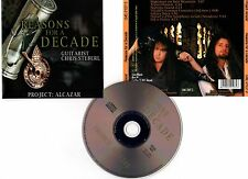 """PROJECT ALCAZAR """"Reasons For A Decade"""" (CD) Chris Steberl 2001"""