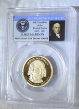 2007 S JAMES MADISON PCGS PR69DCAM DOLLAR COLLECTIBLE COINS GIFT IDEA  74