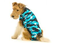 Suitical Dog Recovery Suit Hundebody Operation Kastration Inkontinenz XS - S+