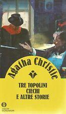 (Agatha Christie) Tre topolini ciechi e altre storie 1993 Oscar gialli n.242