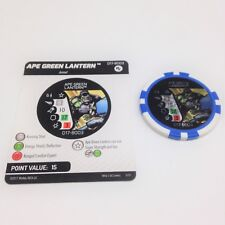 Heroclix Monthly OP Kit Ape Green Lantern #D17-B003 / Ape Batman #D17-B004 token