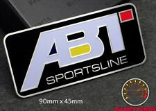 Abt Sportsline emblema bordado audi a3 a4 s4 s3 RS TT s line DTM Quattro Sport