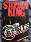 Christine by Stephen King (1983, Book Club Edition Hardcover)