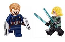 Lego 76101 Avengers Captain America And Black Widow(only)NEW Split From Set