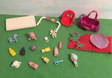 Barbie Baby Nursery Accessories, Dolls, Bottles, toys, lotions, other pieces +