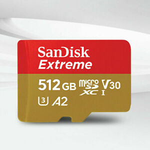 SanDisk ULTRA micro SD Speicherkarte Original 64GB 128GB 256GB 512GB Memory Card