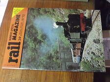 8µ? Revue Rail Magazine n°72 171s 3200 & 4200 P.O Chapelon 231 K RGP BB 13000