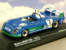Collection 1/43 D / sous Pression Matra Ms670b #7 Gagnant 1st le Mans 1974