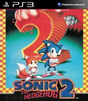 • Sonic: The Hedgehog 2 • PlayStation 3 • SEGA • Digital • PS3 Full Game • Retro