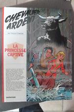 BD chevalier ardent n°10 la princesse captive EO 1978 TBE craenhals