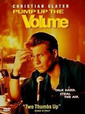 PUMP UP THE VOLUME Christian Slater DVD NEW