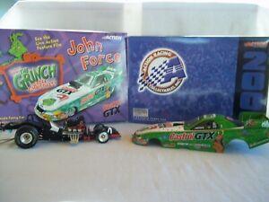 NHRA Diecast 1:24 John Force Castrol GTX / The Grinch Funny Car 1 of 10,008