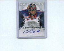MATT ZABA 2011-12 UD ARTIFACTS AUTO-FACTS AUTOGRAPH SP #A-ZA RARE SHORT-PRINT