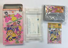 TARURUTO KUN MAGIC ADVENTURE NTSC-J SUPER NINTENDO JAP SUPER FAMICOM