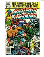 Captain America (1st Series) #249 1980 VF+ HIGH GRADE!