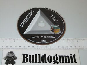 P90X Watch This First DVD Disc Only Exercise Work-out Beachbody Begin