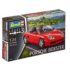 Porsche Boxster 1 24 Rev07690 - Revell modellismo