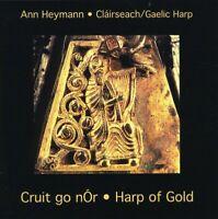 Cruit Go Nar Harp Of Gold - Ann Heymann (CD New)