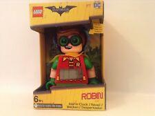 Lego Batman the movie Robin Alarm clock - Free Post