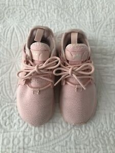 Adidas Toddler Girl Light Pink Sneakers Tennis Shoes Size 9
