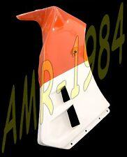 CÔTÉ SUPÉRIEUR DROITE APRILIA AF1 50 1986 PEINT VERNI BLANC ROUGE AP8230169