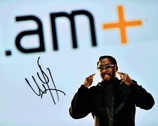 Will I Am The Voice Black Eyed Peas SIGNED Autograph 10x8 Photo 2 AFTAL COA