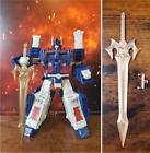 Ultra Magnus Sword Gold Upgrade Kit Transformers Kingdom Earthrise Siege TF-Lab