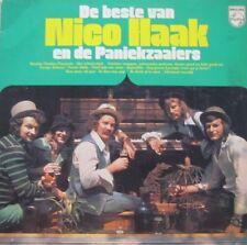 NICO HAAK EN DE PANIEKZAAIERS - DE BESTE VAN -  LP