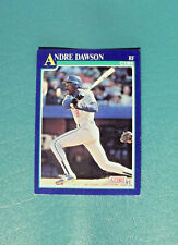 VTG 1991 SCORE BASEBALL CARD #445 CHICAGO CUBS RIGHT FIELDER ANDRE DAWSON