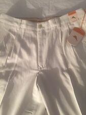 Tommy Bahama New  GRAYSTON Pant Men's 34 x 30 COL 151 SPRAY MSRP $138