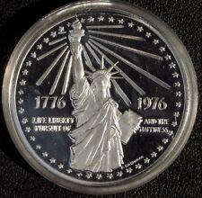 1776-1976 American Revolution Bicentennial We The People Medal GEM Deep Cameo PR