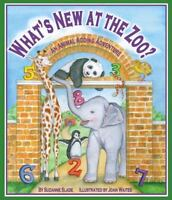 What's New at the Zoo? : An Animal Adding Adventure by Slade, Suzanne