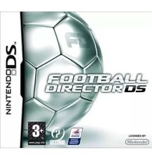 Football Director for Nintendo DS Video Game