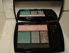 Lancome Color Design Eye Brightening 5 Shadow & Liner  506 Emerald Decadence