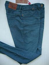 TRUE RELIGION Jeans SHANON MD RIS SK CORD Damen Skinnyhose Gr.28 NEU mit ETIKETT