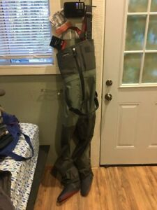 Simms Freestone Z Stockingfoot Waders - X Large XL 12-13