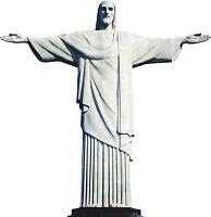 Cristo il Redeemer Adesivo Da Parete, a pieni colori transfer cristianità arte