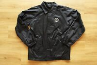 HUF CHECKERED COACH JACKET NEU BLACK GR:M HUF WORLDWIDE