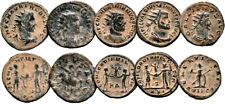 Group of 5 Roman Antoninianii #GX 7671