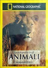 Enciclopedia degli animali. Mammiferi. Dvd National Geographic