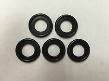 Set of 5: GM Saturn Chevy Rubber Oil Drain Plug Gasket Seal 3536966 USA SELLER