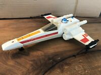Star Wars Vintage X-Wing Fighter Kenner 1978 Non-working Electronics