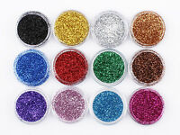 Fine Dust Glitter Pot Craft Card Making Scrapbook wine glass powder Embellish