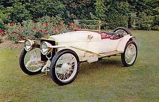 Vintage Cars 1912 HISPANO-SUIZA Alfonso XIII   Montagu Motor Museum  Postcard